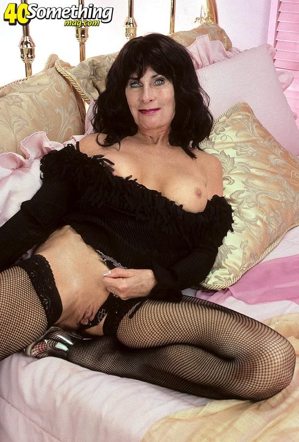 дамы в колготках секс фото