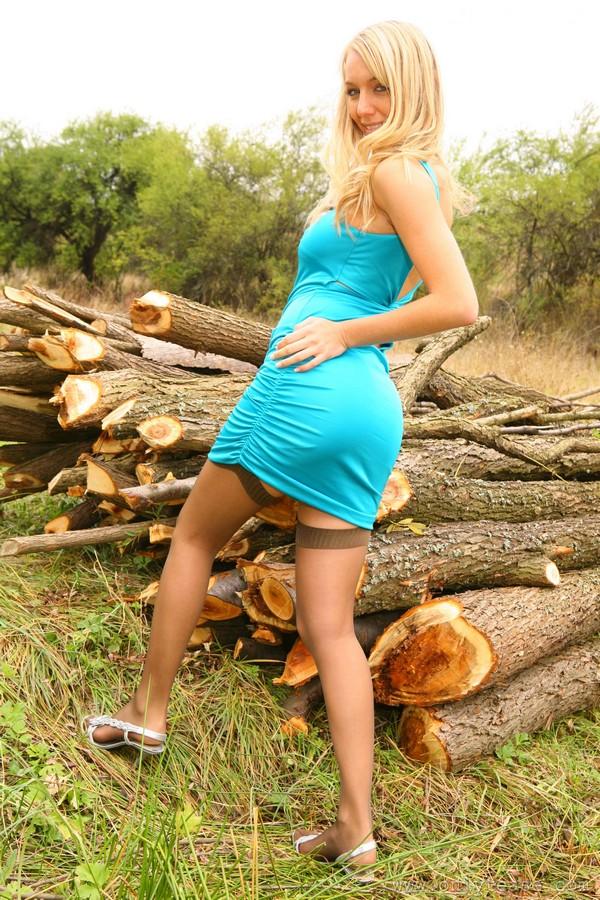 Naked latina girl bent over ass